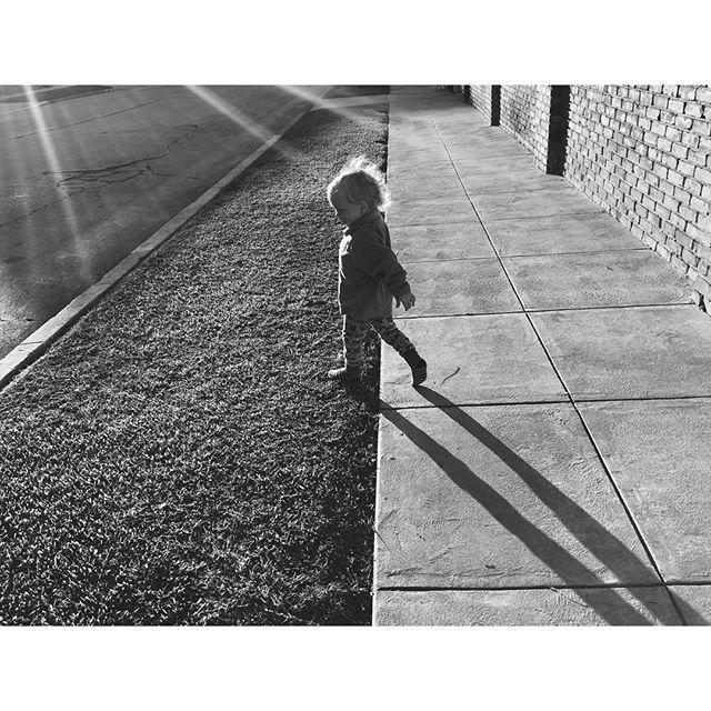 LA textures. #losangeleskids #boyhood #backinthecity #blackandwhite