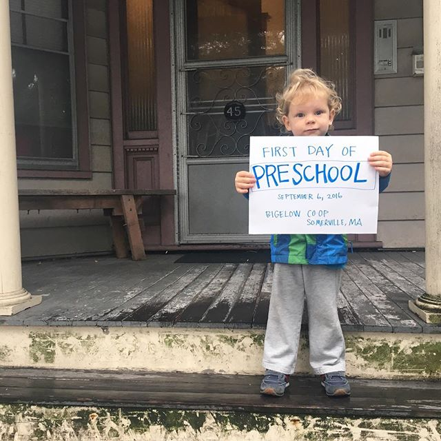 Boyhood for real. #preschool